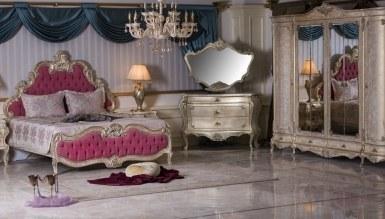 Lüks Rim Klasik Yatak Odası - Thumbnail