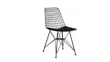 Lüks Rivel Metal Ayaklı Sandalye