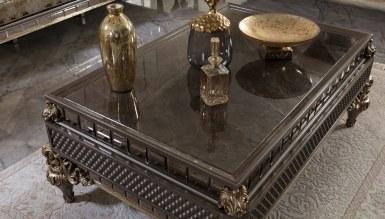 Lüks Rivesa Art Deco Koltuk Takımı - Thumbnail
