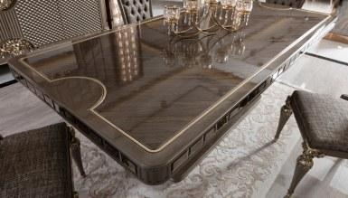 Lüks Rivesa Art Deco Yemek Odası - Thumbnail
