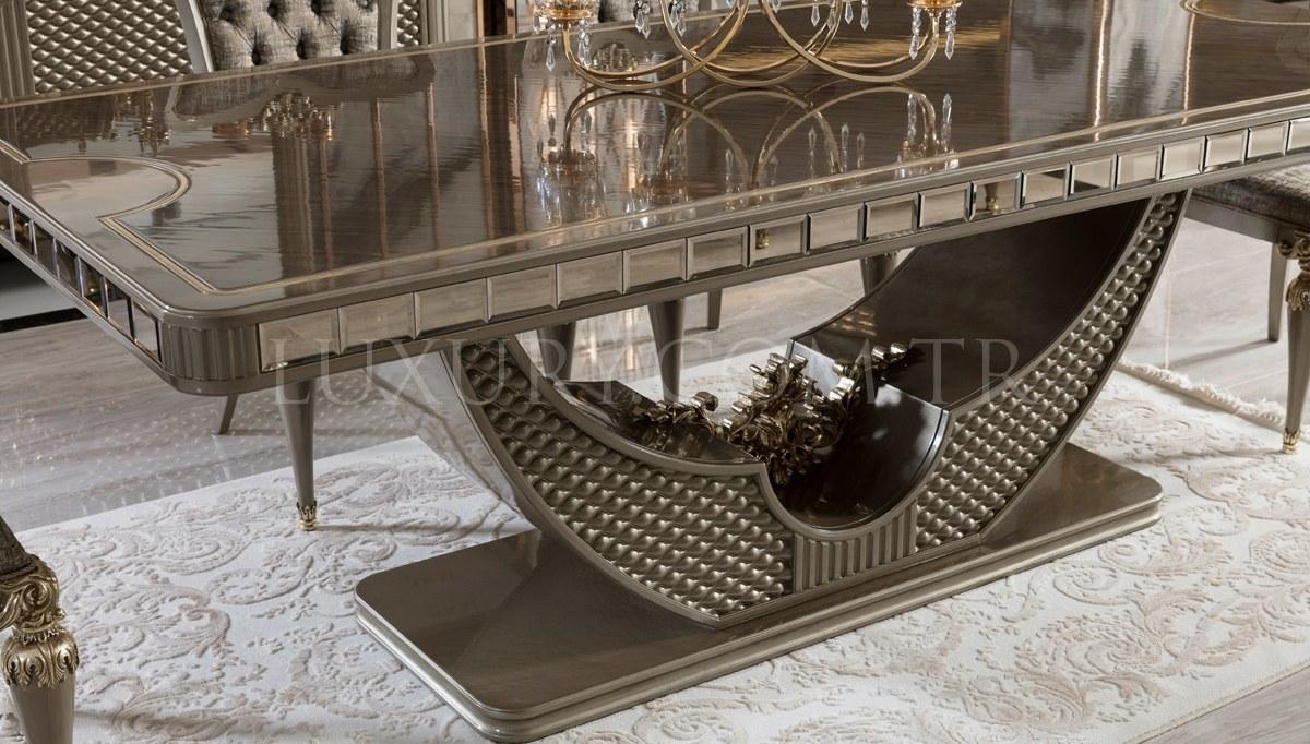 Lüks Rivesa Art Deco Yemek Odası