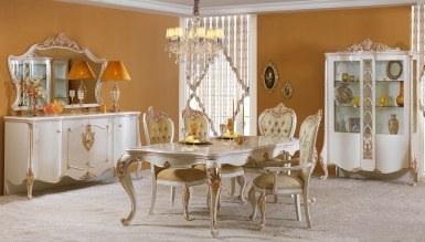 Lüks Rizona Klasik Yemek Odası - Thumbnail