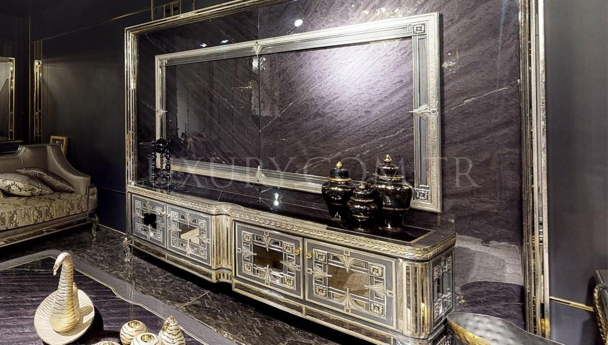 Lüks Rodesa Luxury TV Ünitesi