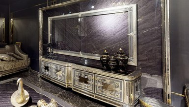 Lüks Rodesa Luxury TV Ünitesi - Thumbnail
