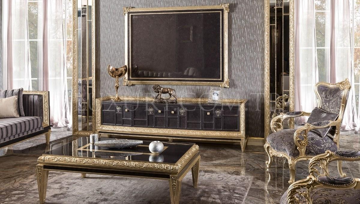 Lüks Rodos Luxury TV Ünitesi