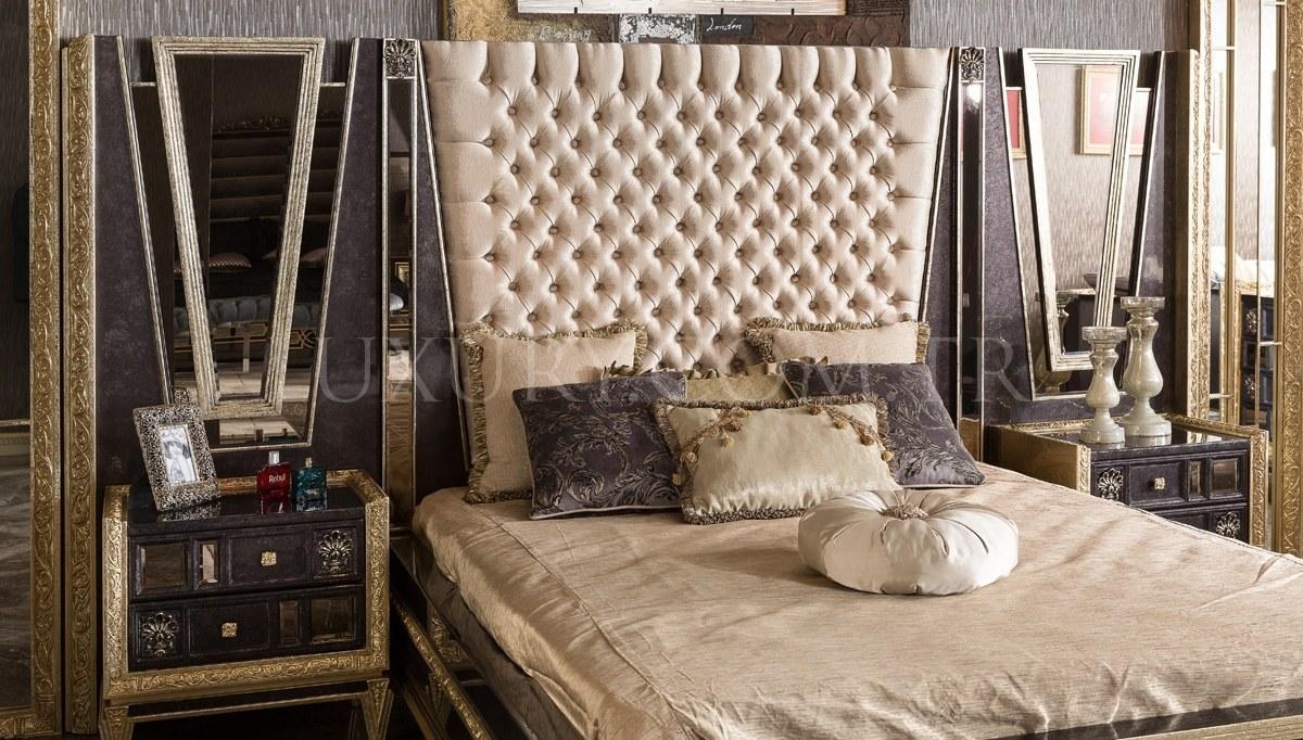 Lüks Rodos Luxury Yatak Odası
