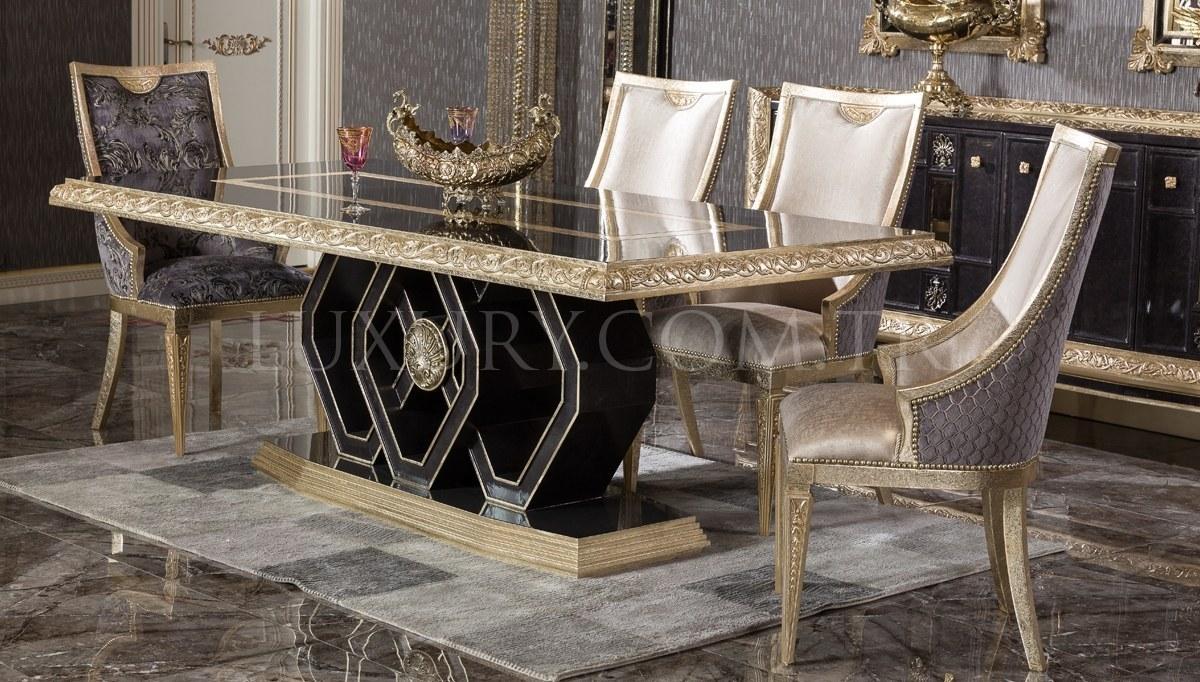 Lüks Rodos Luxury Yemek Odası