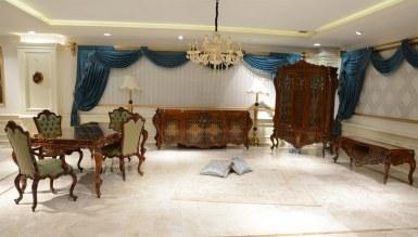 785 - Lüks Rolevan Klasik Yemek Odası