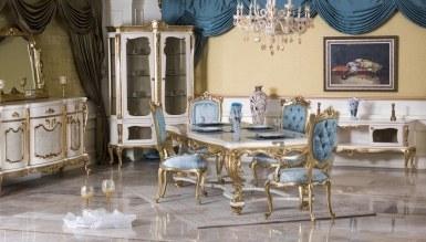 Lüks Romaya Klasik Yemek Odası