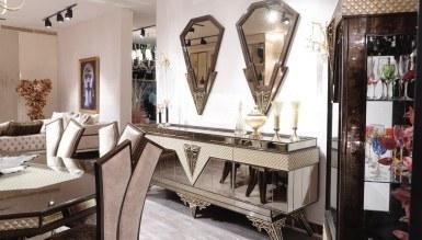 Lüks Romenas Art Deco Yemek Odası - Thumbnail