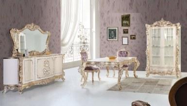 491 - Lüks Romera Klasik Yemek Odası