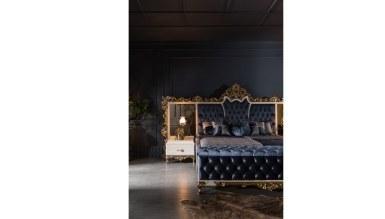 Lüks Roneta Avangarde Yatak Odası - Thumbnail