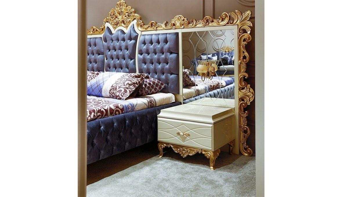 Lüks Roneta Avangarde Yatak Odası