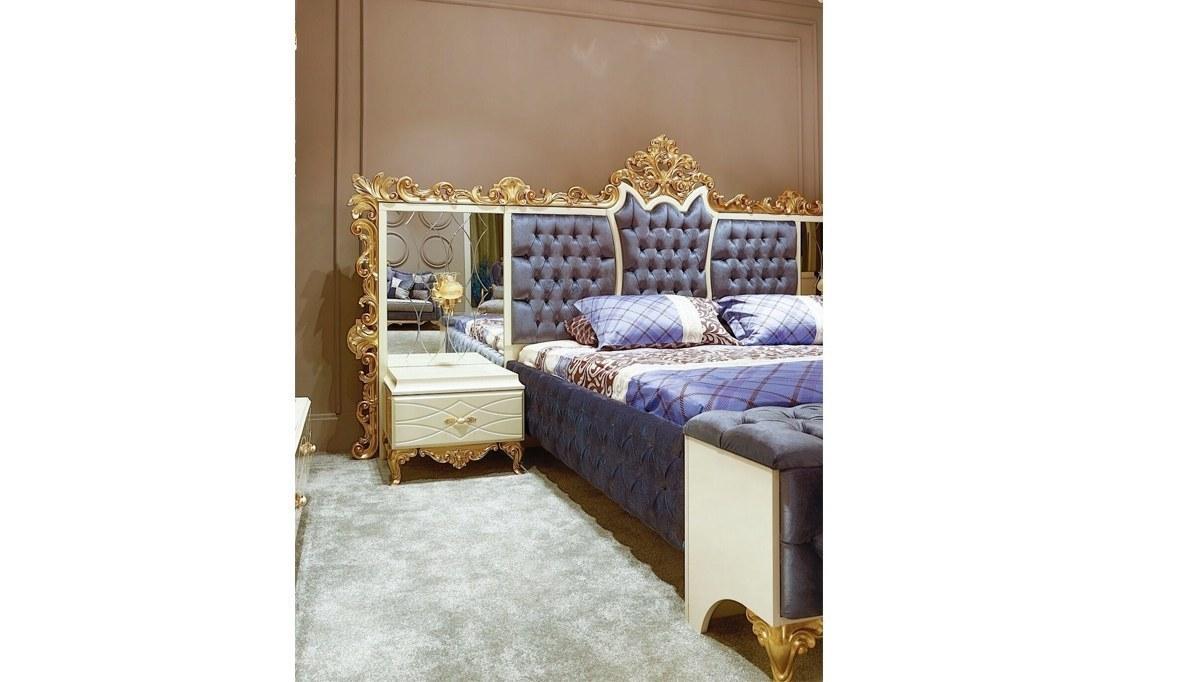 Lüks Roneta Lüks Yatak Odası