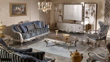 Lüks Ronse Klasik غرفة الجلوس