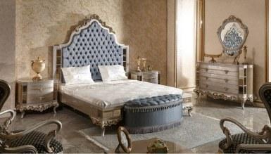 Lüks Ronse Klasik Yatak Odası - Thumbnail
