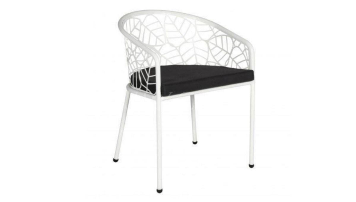 Lüks Rope Metal Ayaklı Sandalye