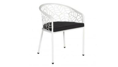 1009 - Lüks Rope Metal Ayaklı Sandalye