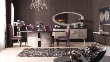 Lüks Roterdam Luxury Yemek Odası