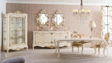 832 - Lüks Roveta Klasik Yemek Odası