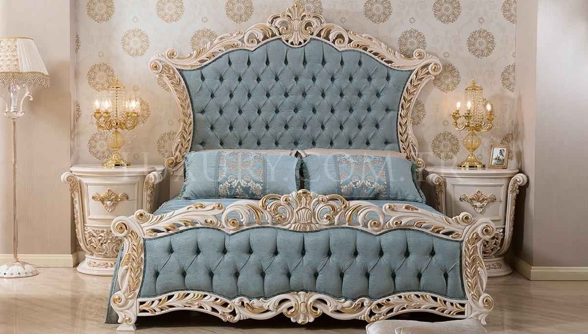 Lüks Royela Klasik Yatak Odası