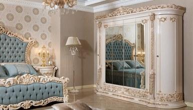 Lüks Royela Klasik Yatak Odası - Thumbnail