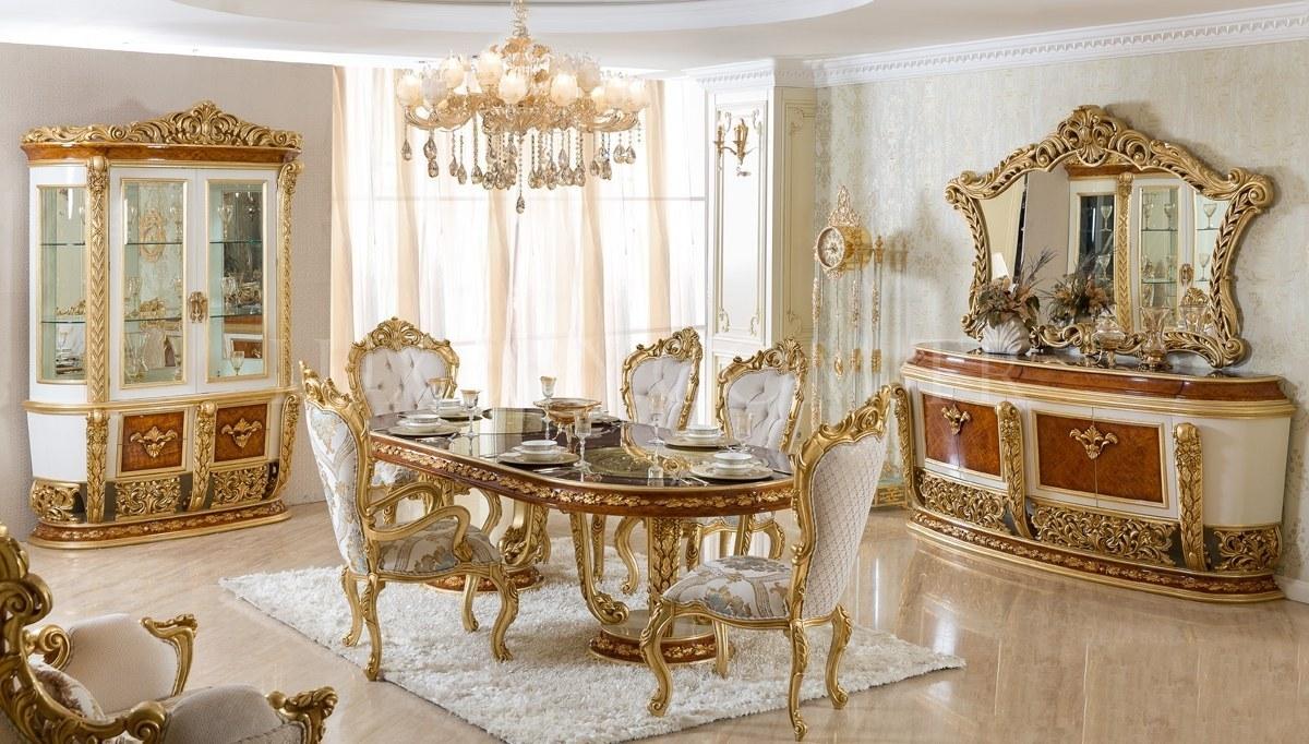 Lüks Royela Klasik Yemek Odası