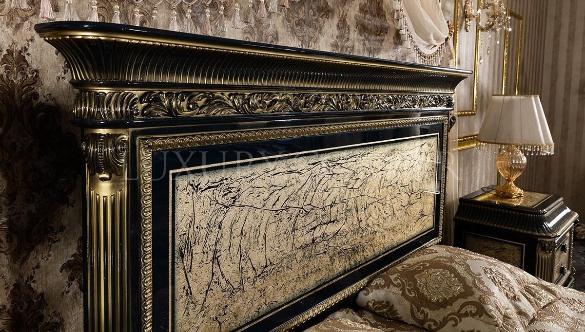 Lüks Sadrazam Klasik Yatak Odası
