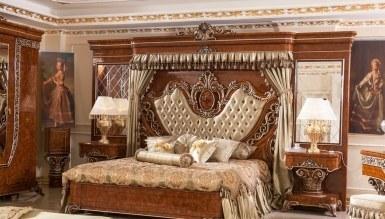 Lüks Safir Klasik Yatak Odası - Thumbnail