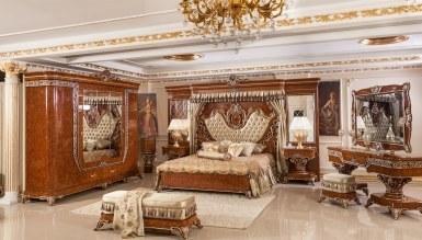 729 - Lüks Safir Klasik Yatak Odası