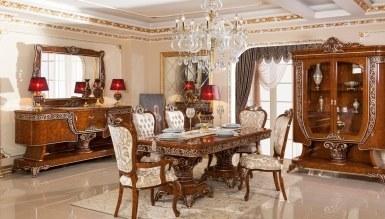 729 - Lüks Safir Klasik Yemek Odası