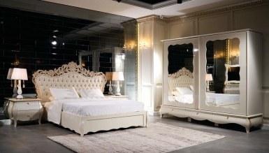 273 - Lüks Şah Klasik Yatak Odası