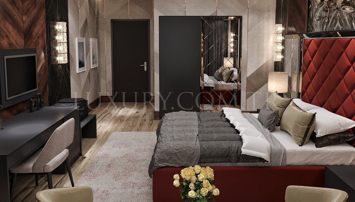 Lüks Sahara Otel Odası