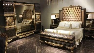925 - Lüks Salena Klasik Yatak Odası