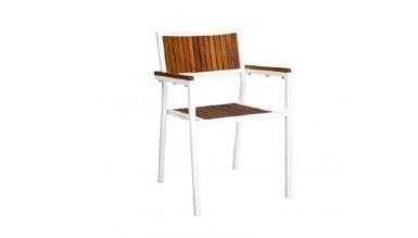 1009 - Lüks Salio Metal Ayaklı Sandalye