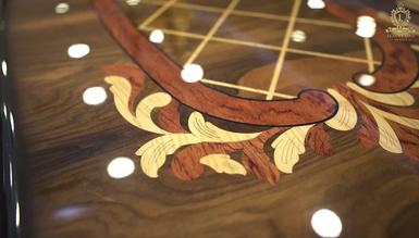 Lüks Saltanat Klasik Makam Odası - Thumbnail