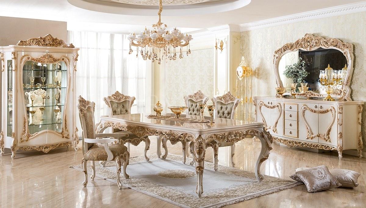 Lüks Samara Klasik Yemek Odası
