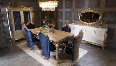 Lüks Sancak Avangarde Yemek Odası - Thumbnail
