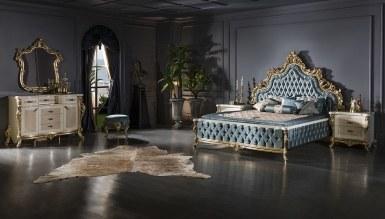 701 - Lüks Sancak Klasik Yatak Odası