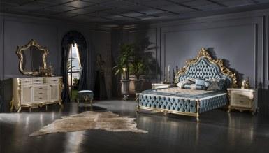 Lüks Sancak Klasik غرفة النوم
