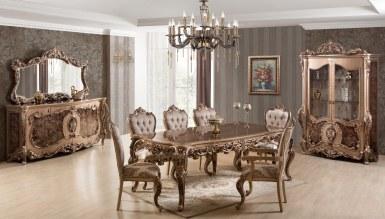 863 - Lüks Sandia Klasik Yemek Odası