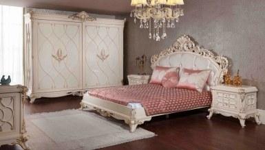 768 - Lüks Şanlı Klasik Yatak Odası
