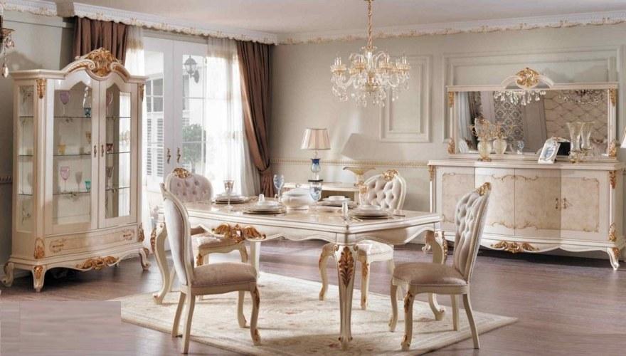 Lüks Sapanca Klasik Yemek Odası - Thumbnail