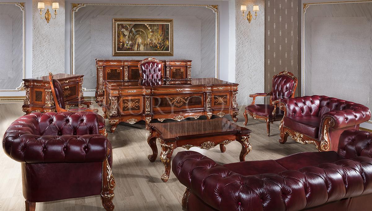 Lüks Saray Klasik Makam Odası