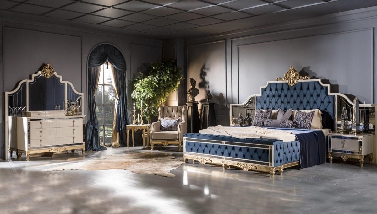 Lüks Saray Lüks Yatak Odası
