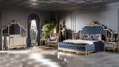 701 - Lüks Saray Lüks Yatak Odası