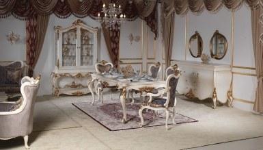 806 - Lüks Sarde Klasik Yemek Odası