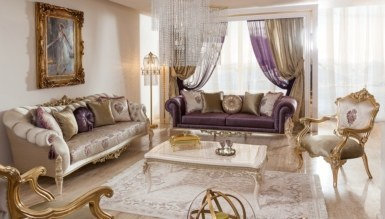 Lux Sarya Living Room