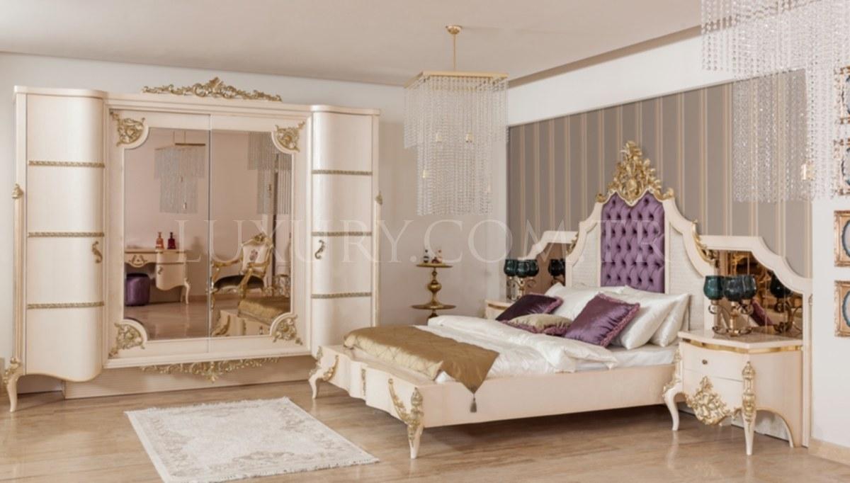 Lüks Sarya Yatak Odası