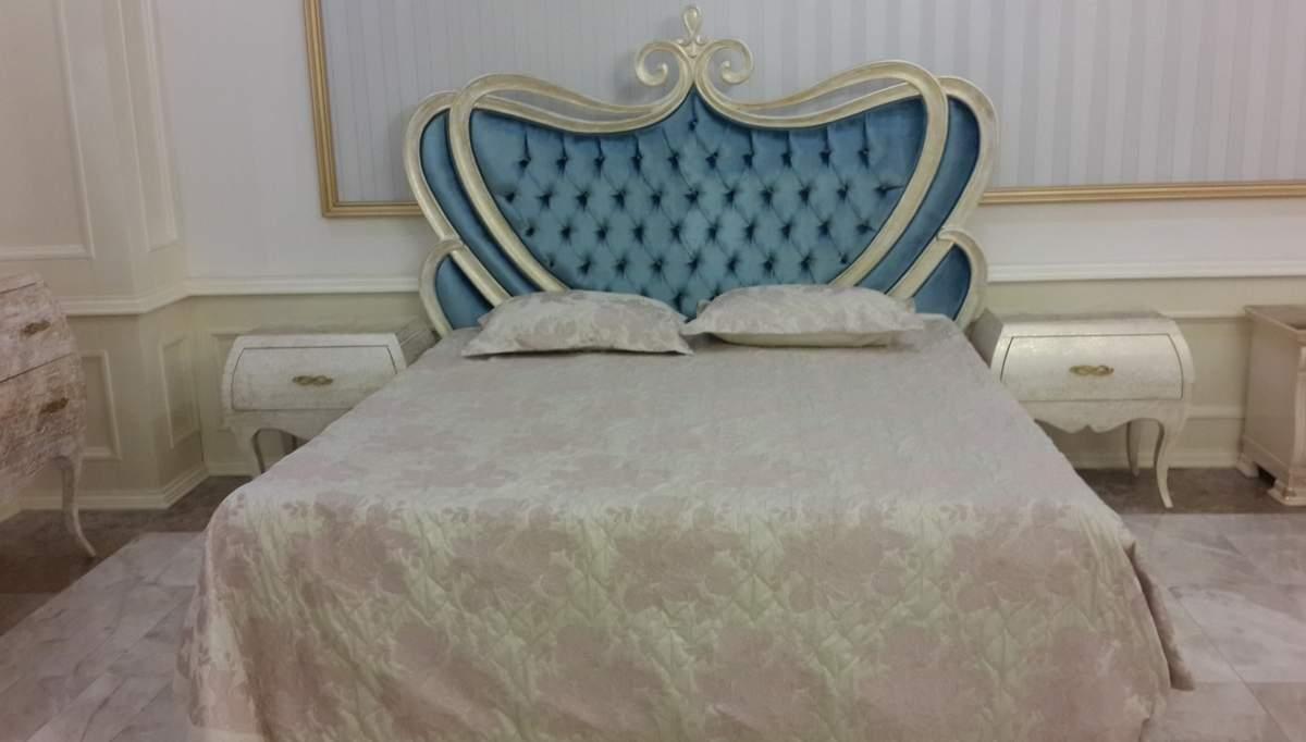 Lüks Savran Klasik Yatak Odası